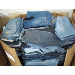 Wholesale Assorted Adult Jeans